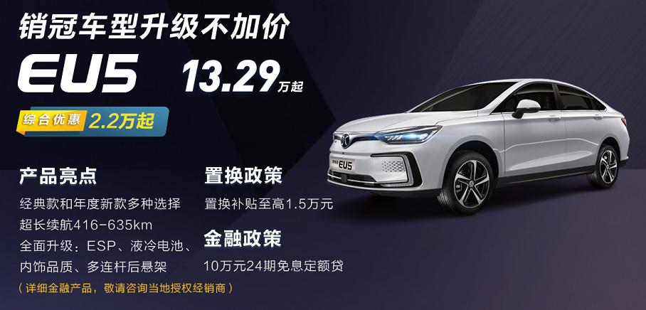 订金翻10倍 北京新能源指标推超值购车福利