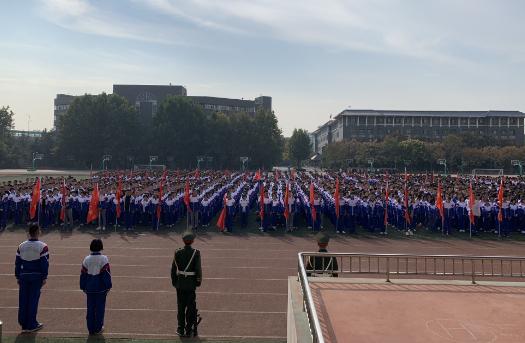 济南一中举办第七届科技节