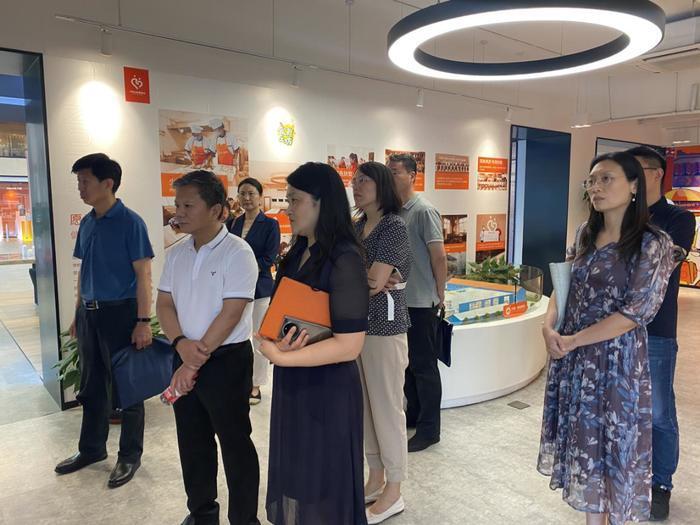 山东省商务厅赴济南市调研电子商务工作