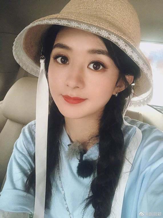 【吃瓜】赵丽颖33岁生日头戴皇冠甜笑 冯绍峰给赵丽颖的祝福评论被淹了