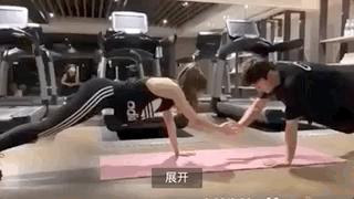 周杰伦昆凌健身什么现象?二人的互动也太有爱了!