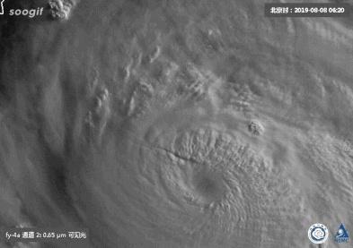 红色预警!超强台风利奇马来了,将影响这些地方