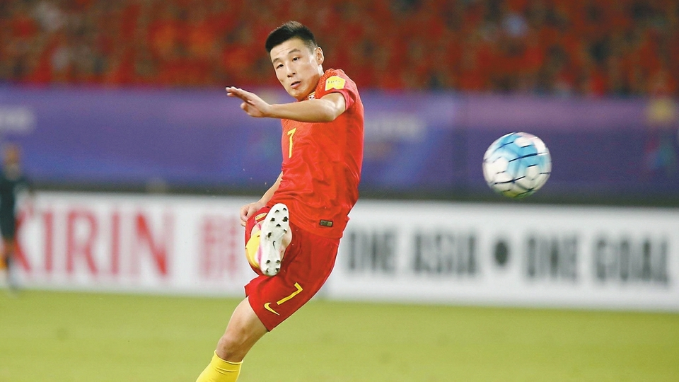 有望加盟西甲?武磊合同敲定!中国足协大力支持 国足翻身新希望?