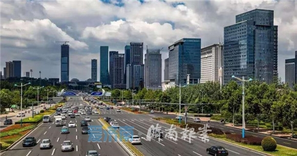 2019中国城市创新创业环境棚_深圳 创新铸就 奇迹之城