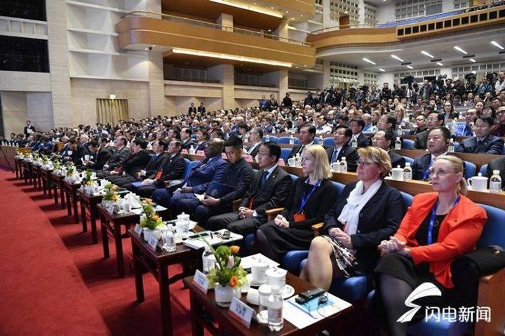 山东国际友城合作发展大会在济开幕!33个国家113个团组参与