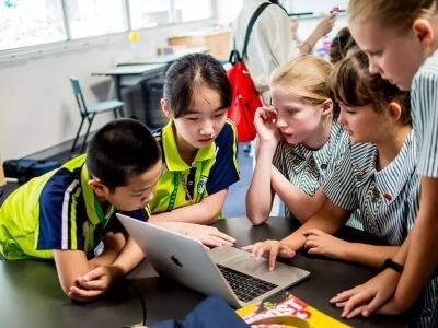 """加强国际交流合作 提升学校办学品质——长清湖实验学校入围中美""""千校携手""""项目"""