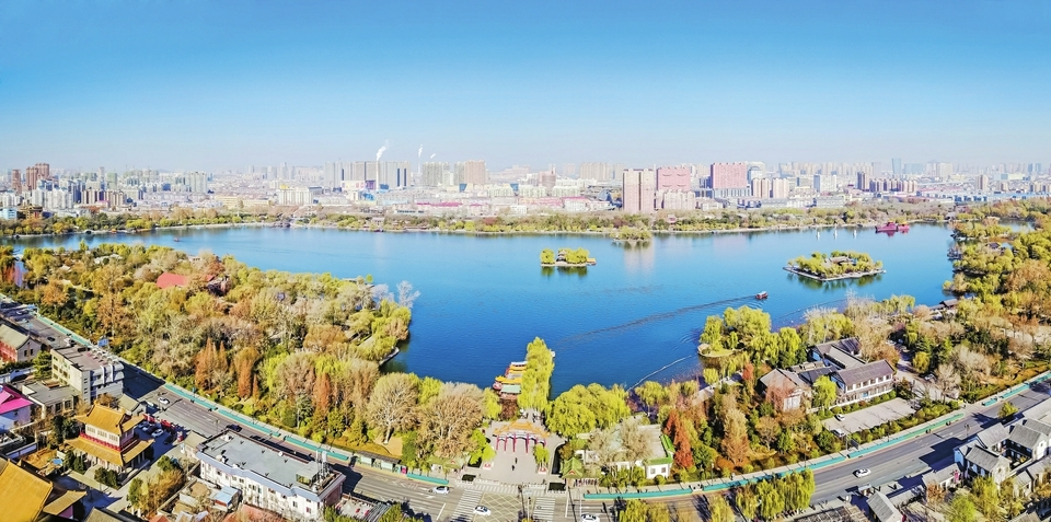 深读两会丨代表委员献言创建国家节水典范城市:让节水像泉水一样,成为泉城名片