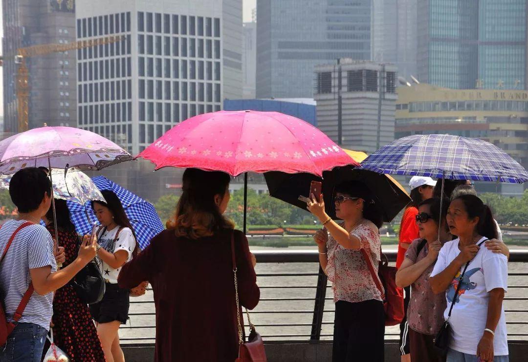 @山东人这两天快热化了吧?别急,明天雨就来了!