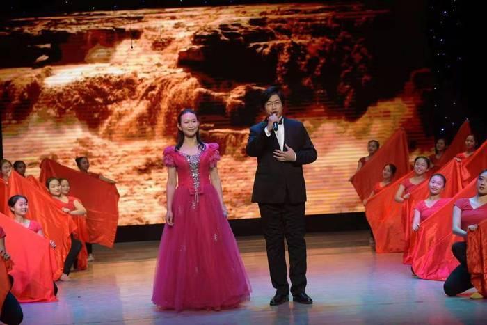 2020济南市师生新年音乐会在济南艺术学校举行
