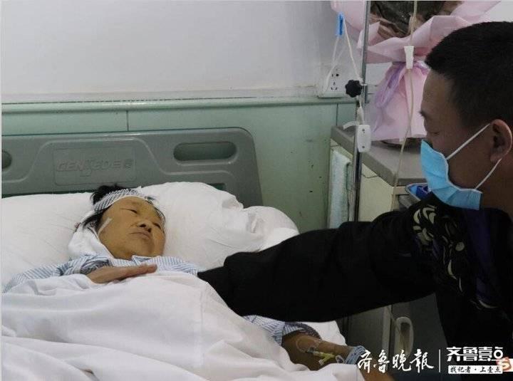 聊城姜风英:这么多人伸出手来帮我,药再苦我也会咽下去