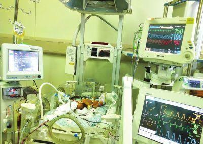 全国首例!为熊猫血新生儿成功置换血浆挽救生命