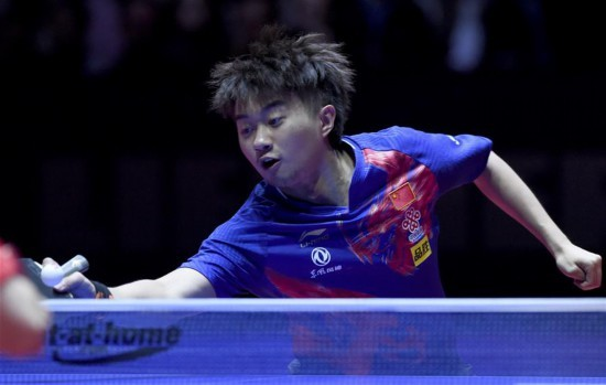 乒乓球奥地利公开赛:樊振东获男单冠军