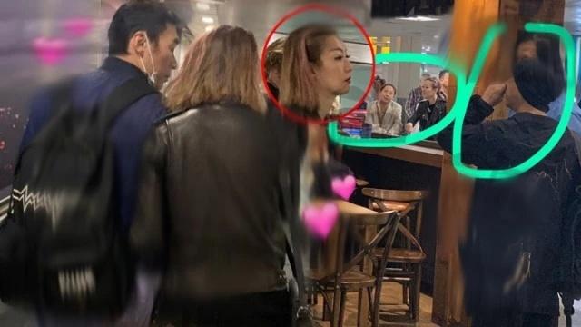许志安被疑与神秘年轻女子购物用餐?真相原来是这样…