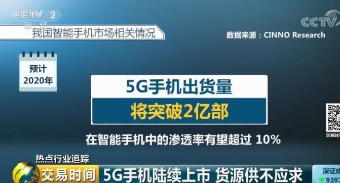 """三千多元的5G手机来了 你会跟上""""换机潮""""吗?"""