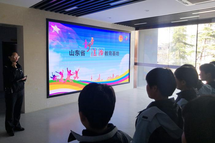 历城二中 · 宪法宣传周系列活动