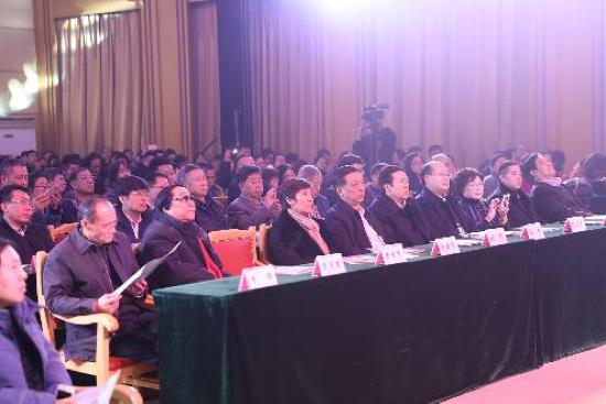 致敬改革开放40周年 山东文学经典作品朗诵会成功举办