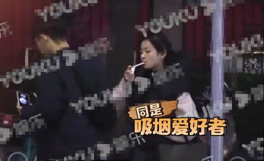 李庚希抽烟是怎么样回事?