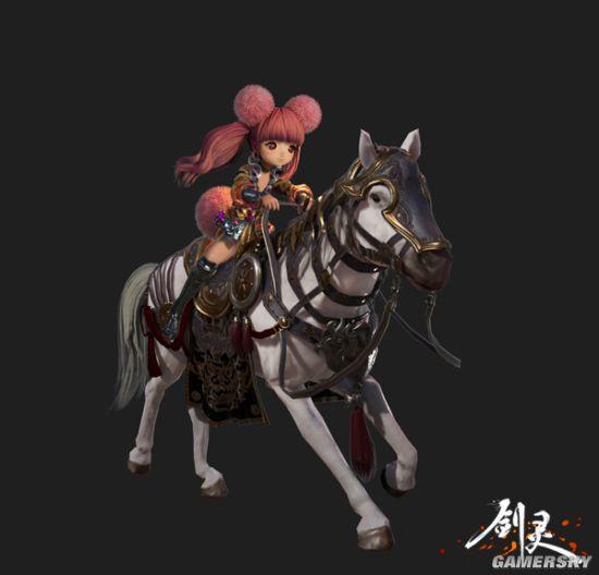 灵芝集结《剑灵》全新2.0版本预约启动 新坐骑系统首曝
