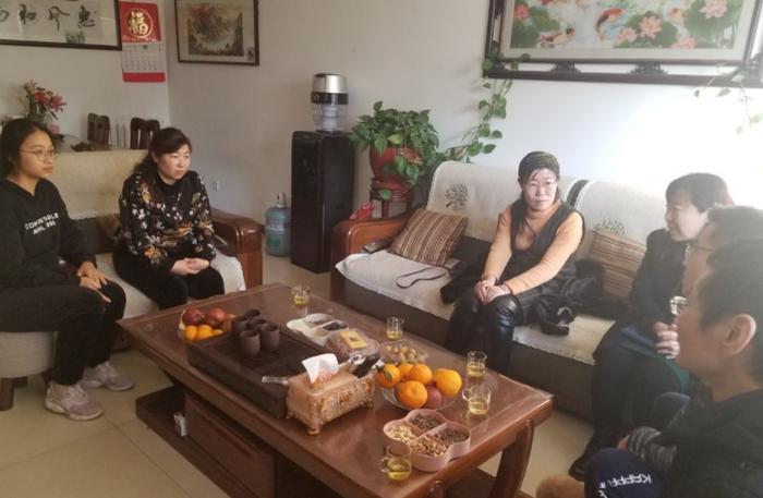 济南艺术学校积极开展形式丰富的家访活动