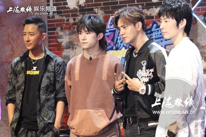 易烊千玺,罗志祥,韩庚,吴建豪高燃集结 《这就是街舞》第二季来了,胡炯锋