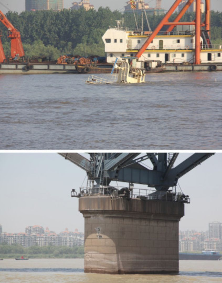 就是这座大桥,给咱中国人争了气!