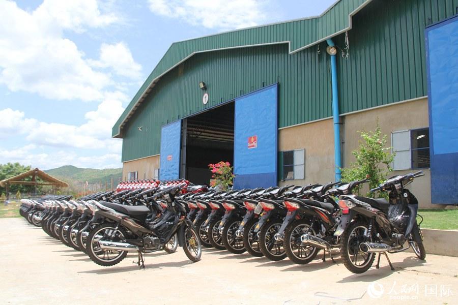 助力电力发展,中企建设缅甸最大内燃机发电项目