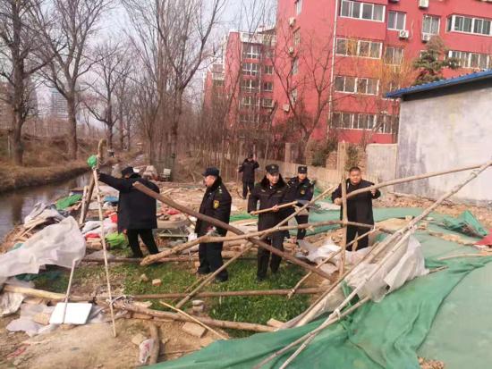 张庄路街道攻坚城市提升  居民乐享社区生活