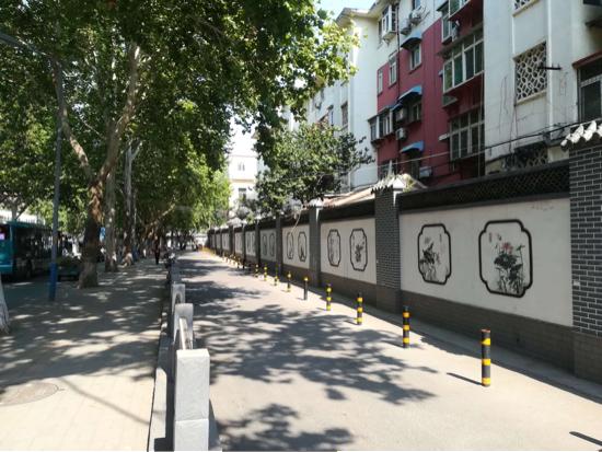 天桥东街街道多措并举提升城市管理水平