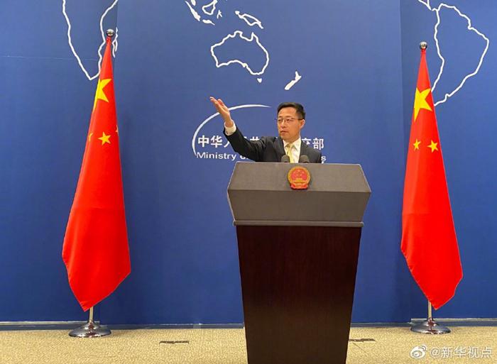 外交部批美政客胁迫他国拒用中国5G设备:不符合各国共同利益
