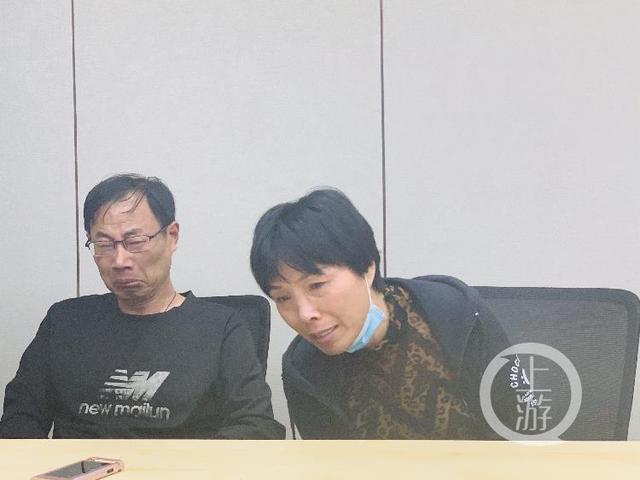 上海杀妻焚尸案受害者家属发声 要看着女儿照片才能睡只希望判处死刑