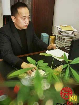 """【网络中国节·元宵】就地过年的他选择做好市场监管工作的""""宣传员"""""""