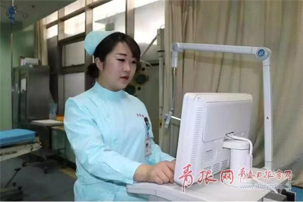 """""""中国好医生"""" 青岛女护士在越南成功抢救溺水游客"""