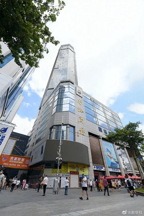 深圳赛格大厦振动原因查明 专家组认为大厦主体结构安全