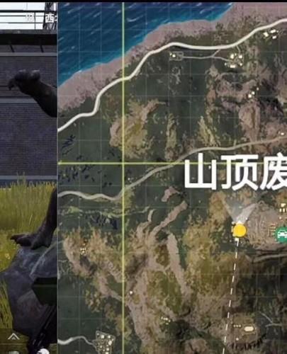刺激战场春节模式年兽在哪里 刺激战场春节模式年兽位置一览