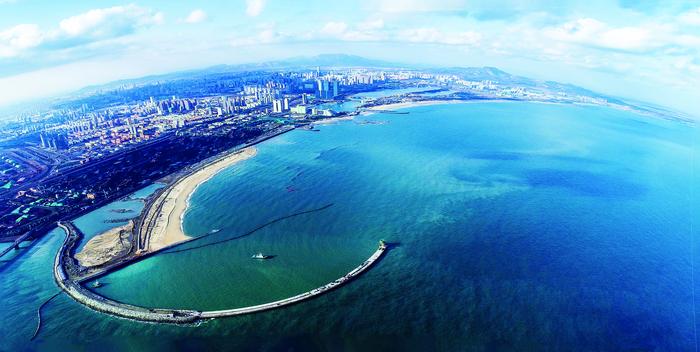 """【我爱这片蓝色的国土】""""海龙湾..."""