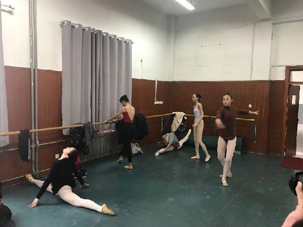 山艺舞蹈学院2019报名现场火爆