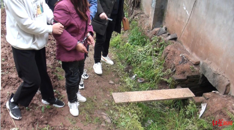人间惨剧!两孙女被奶奶推拉进粪坑溺亡 怀疑儿子儿媳给她下毒