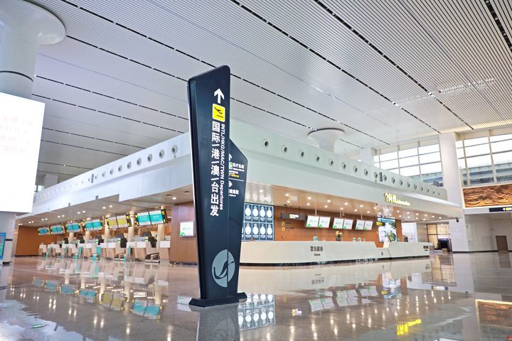 新设施 新模式 新体验 为济南国际机场高质量发展赋能增效