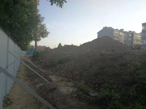 【啄木鸟在行动】章丘区S241省道附近渣土堆积