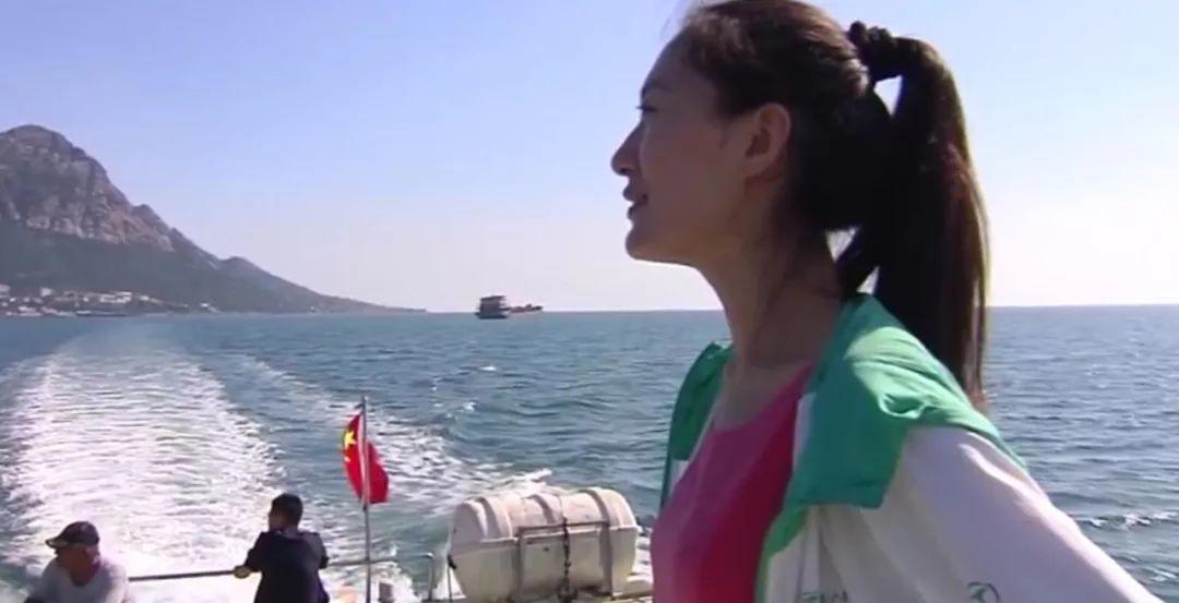催泪!带着女儿去岛上!80后女教师坚守海岛5年