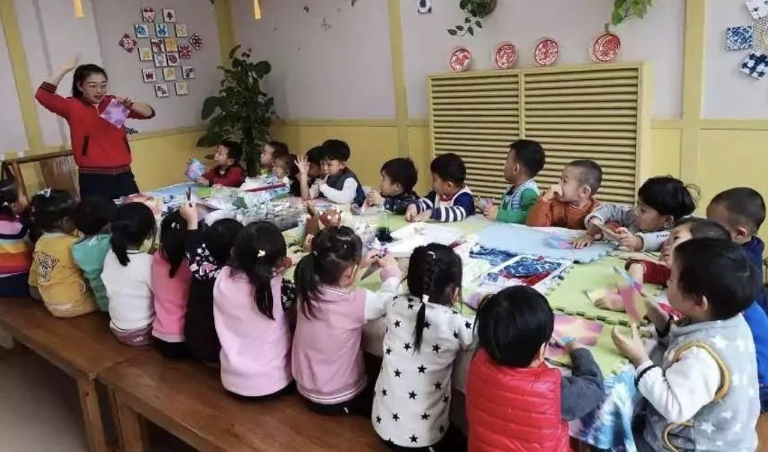 济南童林堡幼儿园拜年啦:融合促成长 大爱有长成