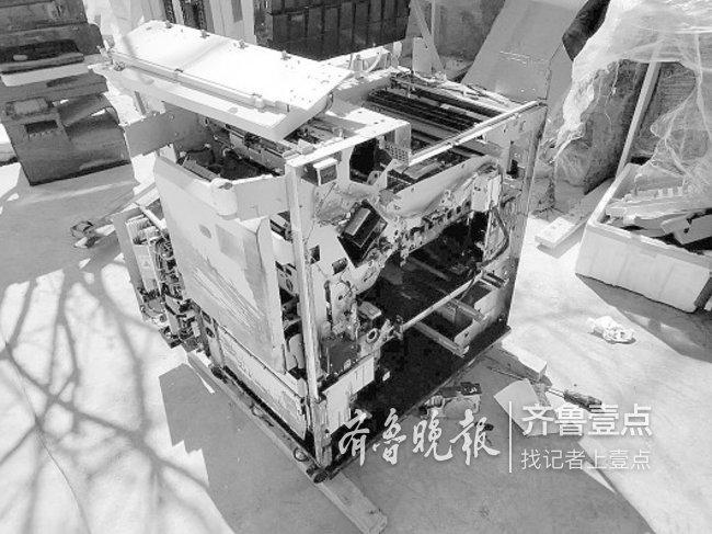 济南市民花千元运费往贵州快递打印机,两次均被摔坏!