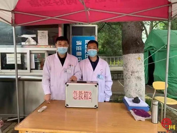 济南市四院完成2021年护士执业资格考试医疗保障任务