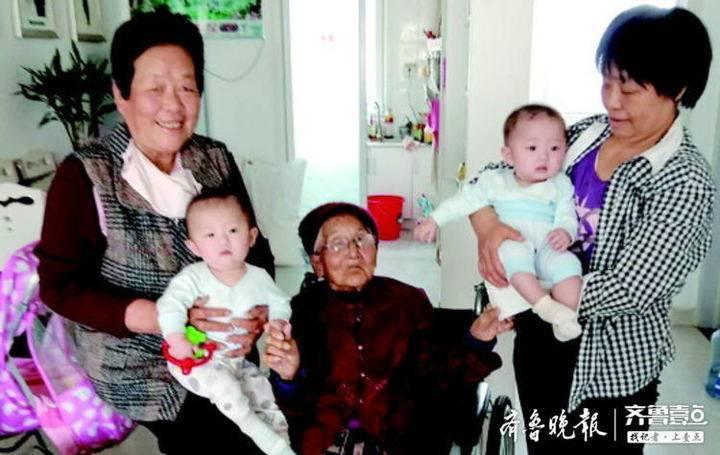 六世同堂,五代母亲!济南这个大家庭迎来最特殊的母亲节
