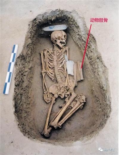 """5000年前残忍的惩罚 六支骨镞破解""""大溪人""""的秘密"""