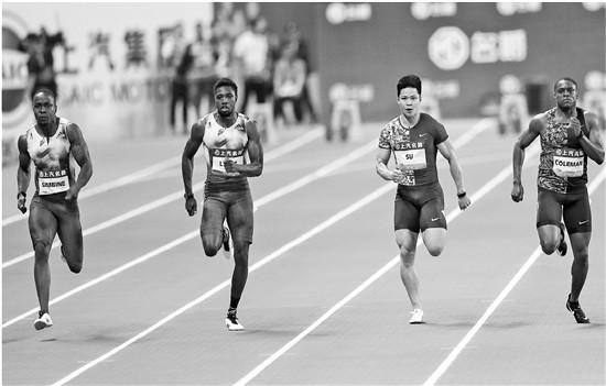 苏炳添跑进东京奥运 李玲又刷新亚洲纪录