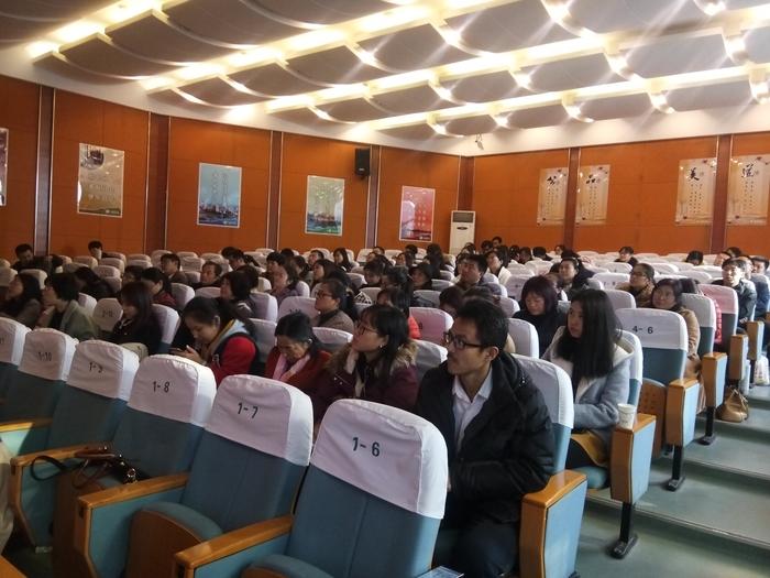 2019年济南市初中语文命题培训会在济南舜耕中学举行
