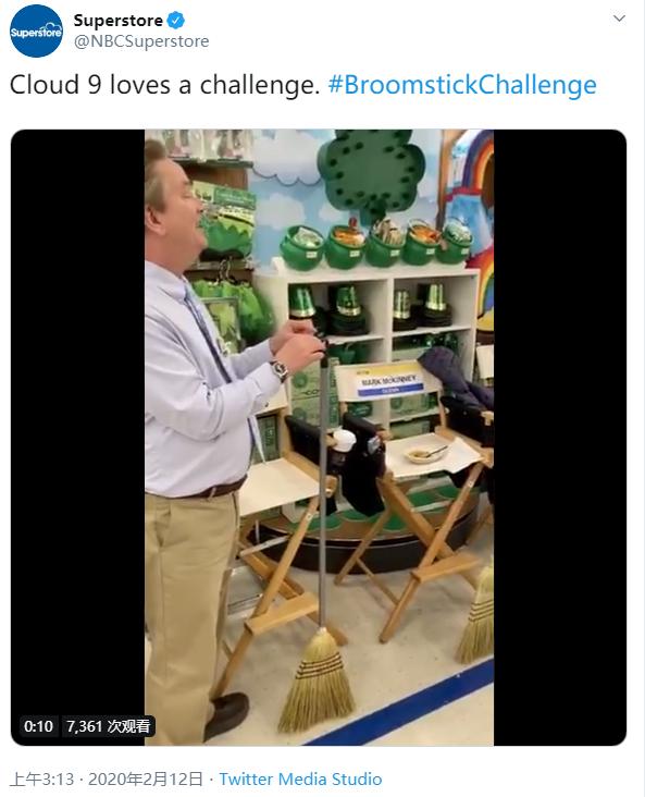 NASA回应立扫把挑战,网友:快删除了吧,否则以后被孩子笑话