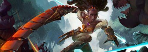 《风暴英雄》最新原创英雄赏金猎人琪拉 8月8正式上线