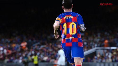 《实况足球2020》试玩版可用球队名单公布 共有13支球队体验